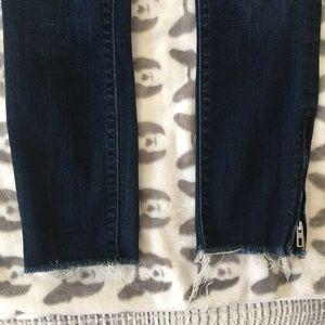 Abercrombie & Fitch Jeans - Dark wash Abercrombie jeans